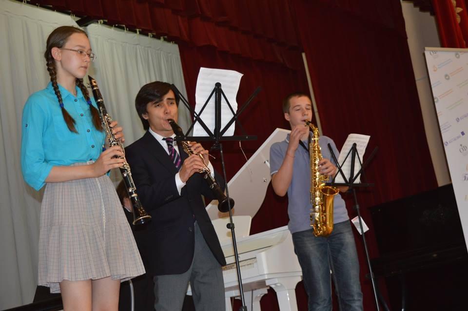 Концерт закрытие летней творческой школы